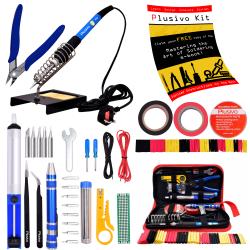 Plusivo Soldering Kit (UK...